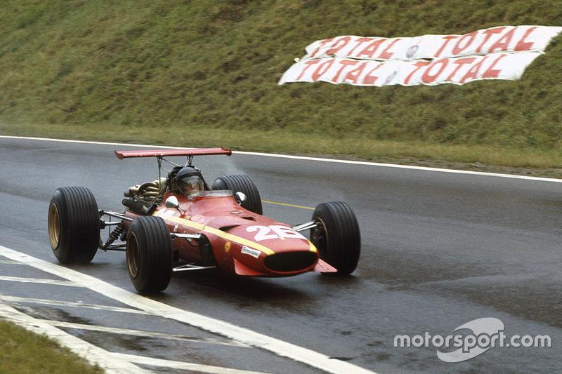 1968: Ferrari 312