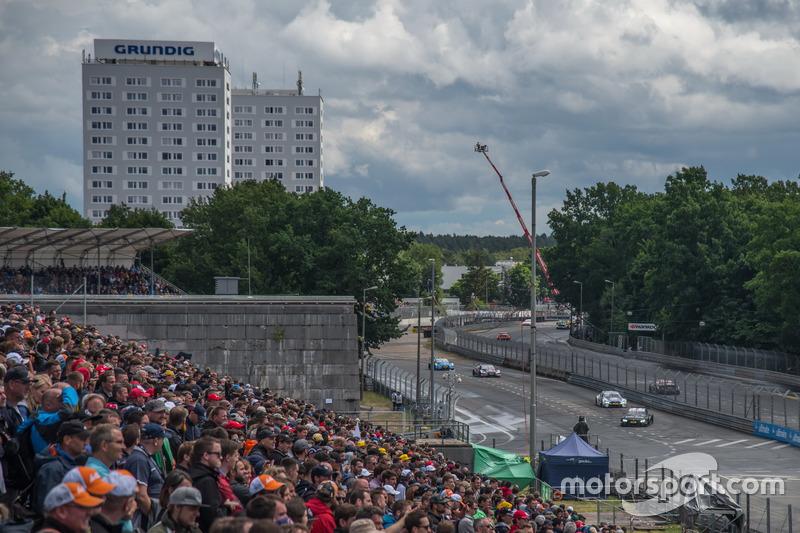 Norisring'i Formula 1'de görme şansımız: Sıfır