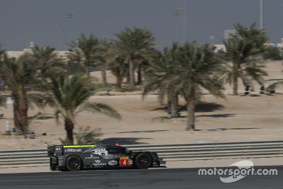 Bahrain November testing