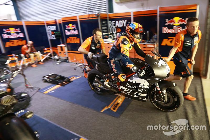 KTM et la réalité du MotoGP