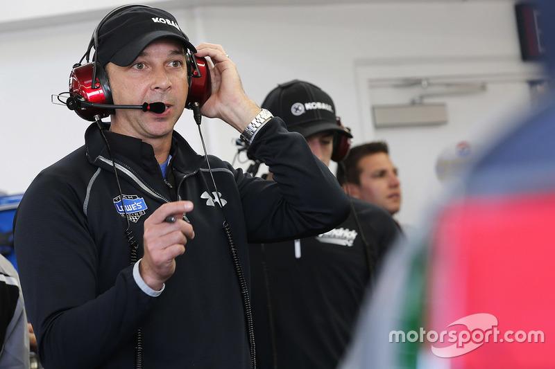 Chad Knaus, Hendrick Motorsports, jefe de equipo