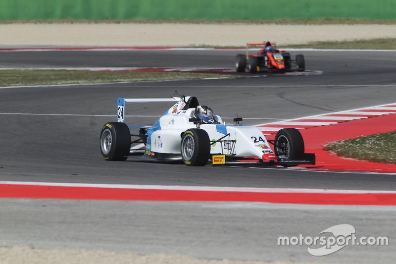 Andrea Dell'Accio, Henry Morrogh Racing D.S.