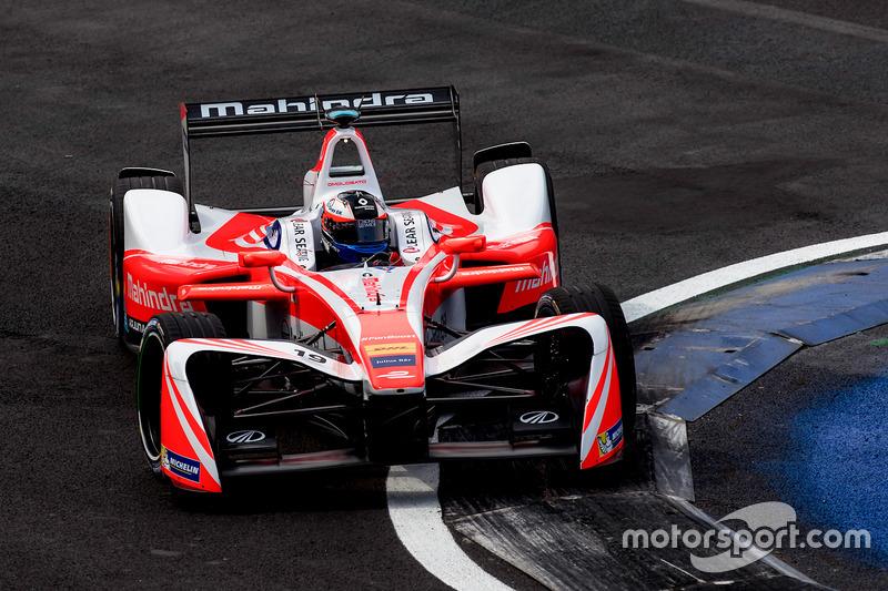 Felix Rosenqvist, Mahindra Racing Racing