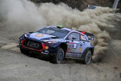 Хейден Паддон, Джон Кеннард, Hyundai i20 Coupe WRC, Hyundai Motorsport