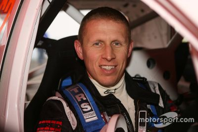 Alister McRae announcement
