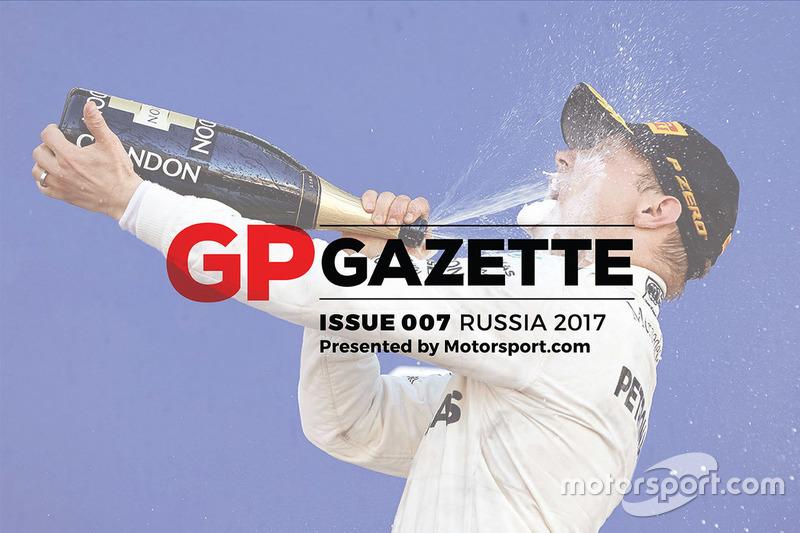 GP Gazette 007 Russian GP