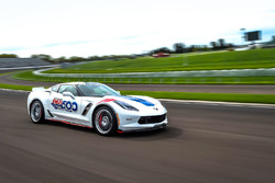 Pace-Car für das 101. Indy 500 am 28. Mai 2017: Corvette Grand Sport