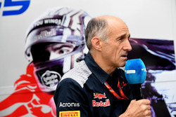 Franz Tost, Toro-Rosso-Teamchef