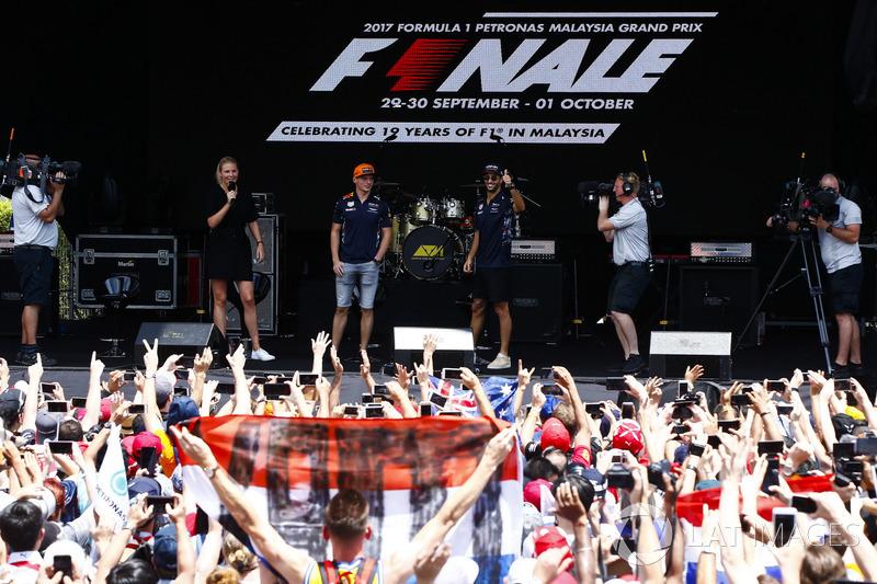 Макс Ферстаппен та Даніель Ріккардо, Red Bull