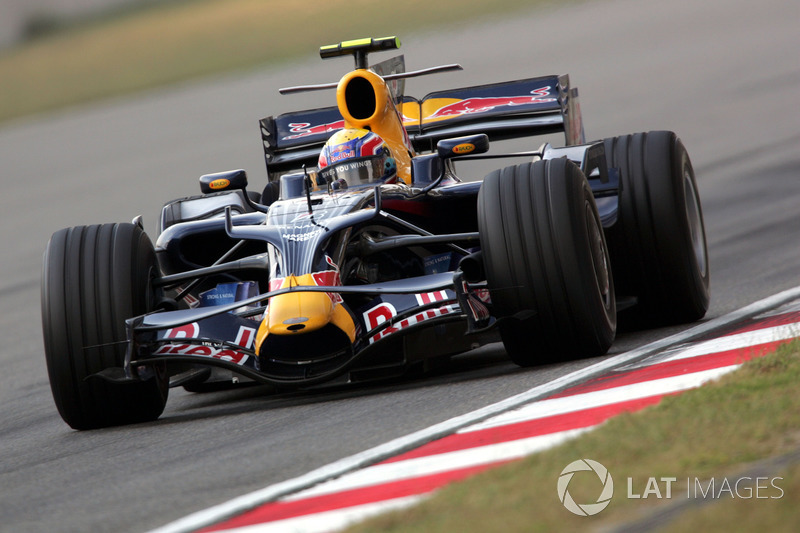 2008: Red-Bull-Renault RB4