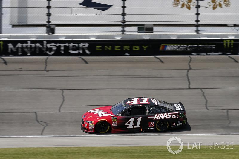 Kurt Busch, Stewart-Haas Racing, Ford Fusion Haas Automation