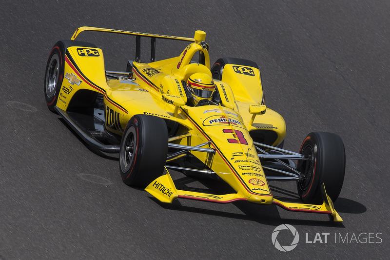 Чаще всего (11 раз) «Инди 500» выигрывал пилот под номером «3». В этом году под ним поедет Элио Кастроневес