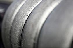 Pirelli tyre detail