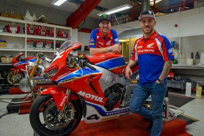 Annuncio Honda Racing