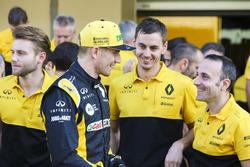 Nico Hulkenberg, Renault Sport F1 Team, the Renault Sport F1 Team team