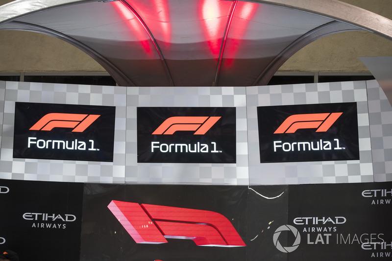 El nuevo logo de F1