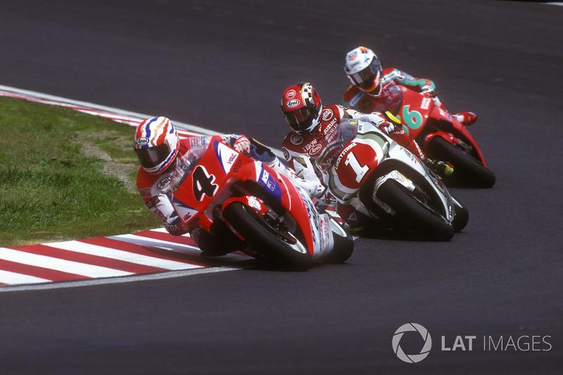Platz 2: Mick Doohan (1994, Honda)