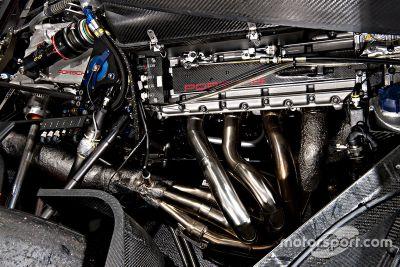 Présentation de la Porsche LMP2000