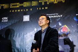 Ivan Yim, Techeetah managing director