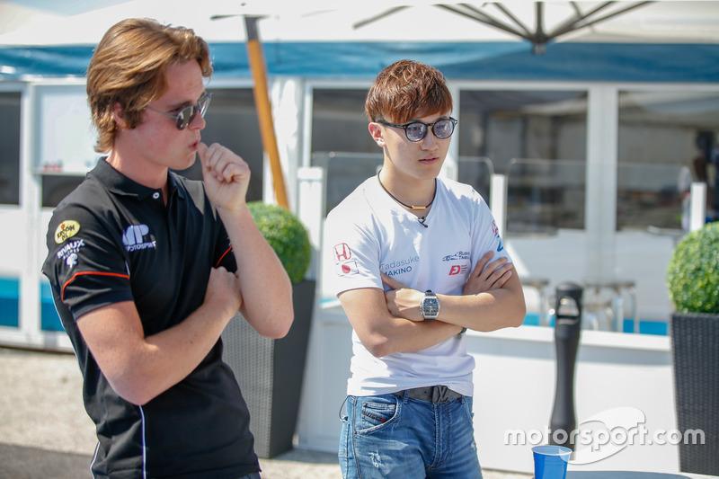 Tadasuke Makino, RUSSIAN TIME, Ralph Boschung, MP Motorsport