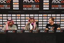 Prens Khaled Al Faisal, Suudi Arabistan Motor Federasyonu Başkanı, Prens Abdulaziz Al Faisal, Suudi