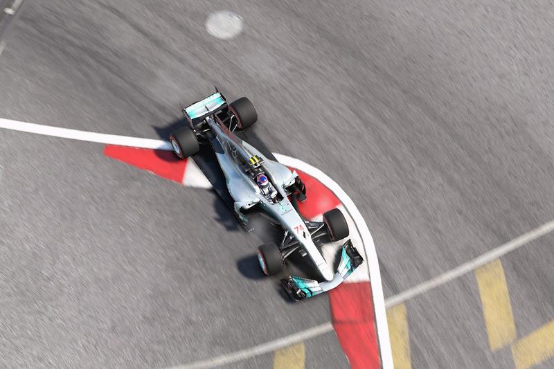 Cem Bölükbaşı F1 2017 Azerbaycan GP