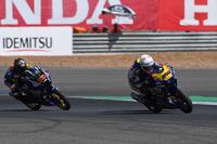 AP250: Rafid Topan Sucipto, Yamaha Yamalube KYT TJM WR Super Battery dan Anupab Sarmoon, Yamaha Thailand Racing Team