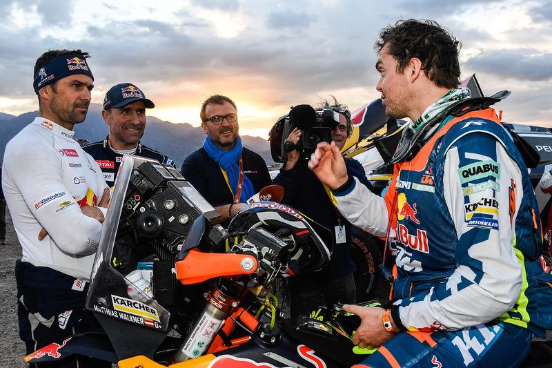 #2 Red Bull KTM Factory Racing KTM: Matthias Walkner