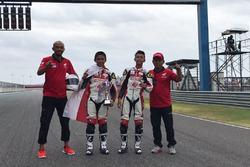 Mario Suryo Aji dan Adenanta Putra, Astra Honda Racing Team