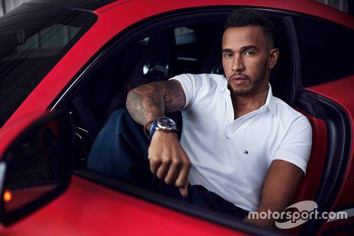 Tommy Hilfiger Mercedes partnership