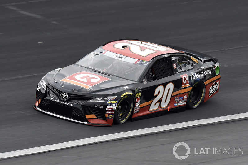 4. Erik Jones, Joe Gibbs Racing, Toyota Camry Circle K