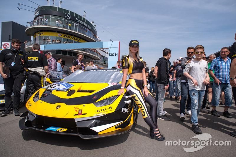 Марк Бассенг, Мануэль Лаукк, Нико Вердонк, Dörr Motorsport, Lamborghini Huracan Super Trofeo Ev (№62)
