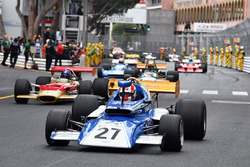 Start: Historische Formel 1 in Monaco
