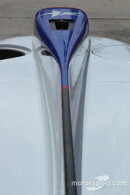 #81 Dragonspeed Oreca 05 Nissan detail