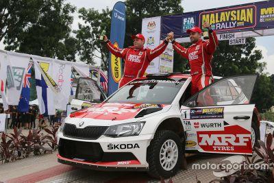 Asia Pacific Rally Championship: Malezya