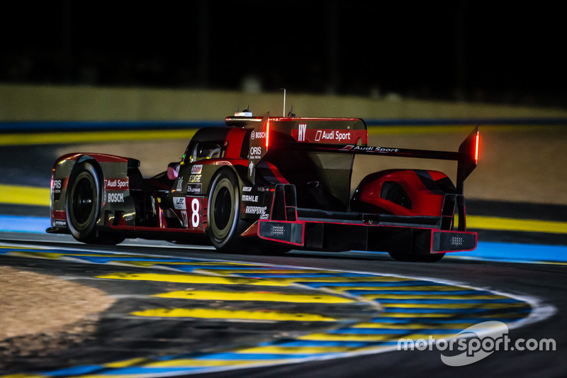 #8 Audi Sport Team Joest, Audi R18