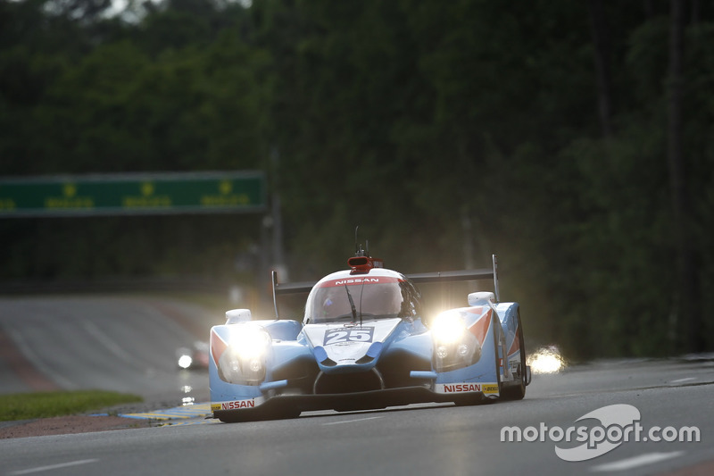 17th: #25 Algarve Pro Racing Ligier JSP2 Nissan: Michael Munemann, Chris Hoy, Andrea Pizzitola