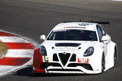 Andrea Mosca, Alfa Romeo Giulietta QV-TCT
