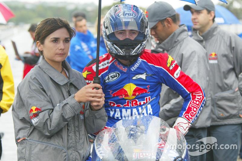 Garry McCoy, Red Bull Yamaha WCM