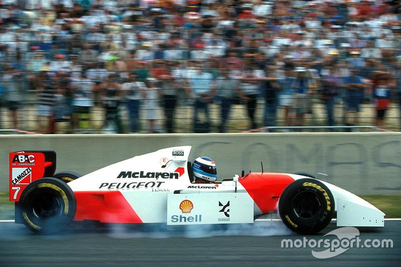 McLaren MP4/9 (1994)