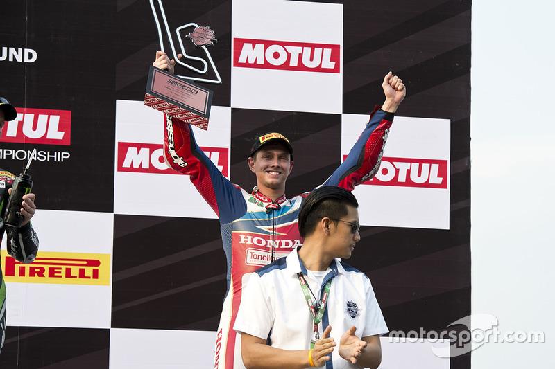 Michael van der Mark – 3. & 4. Platz