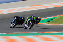 Valentino Rossi, Yamaha Factory Racing, Scott Redding, Pramac Racing
