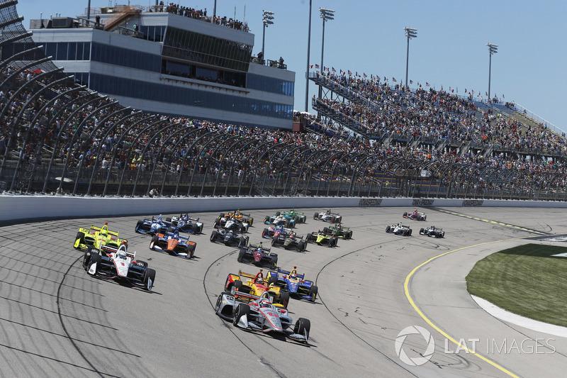 #5: Iowa Speedway: 186,256 mph *