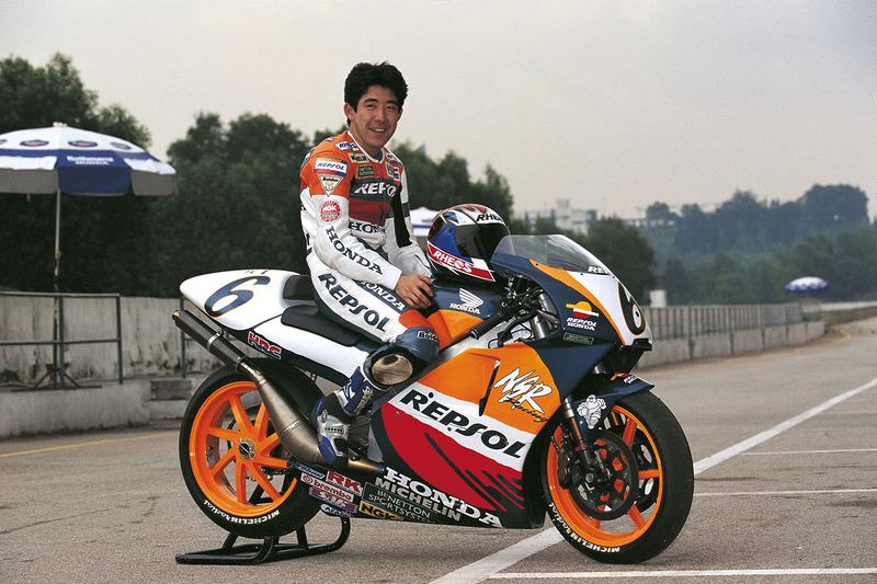 1996 - Tadayuki Okada : Abandon (Grand Prix de Malaisie)