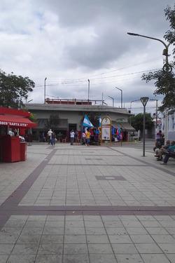 Il centro di Chilecito
