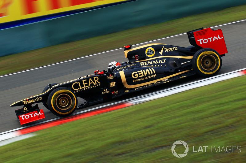2012. Кімі Райкконен, Lotus E20