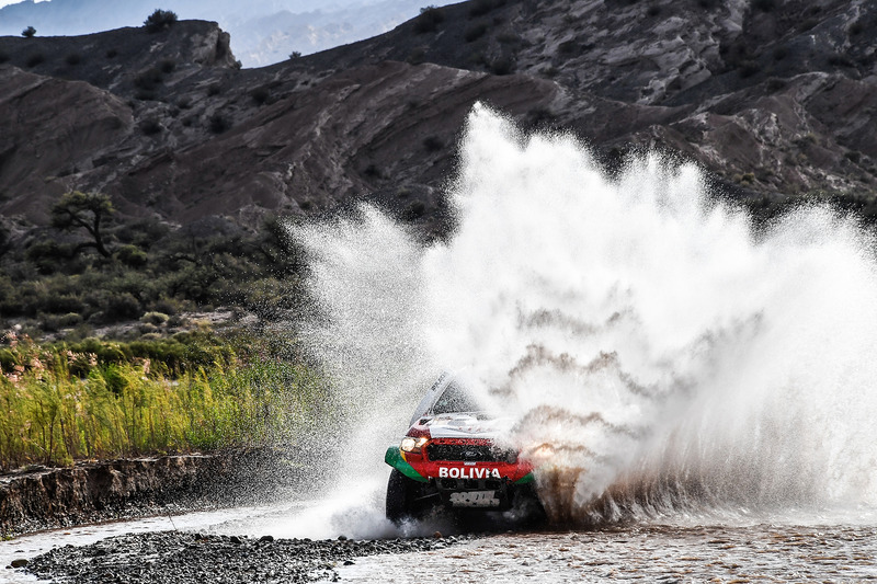 #327 Ford: Марко Булачіа, Еухеніо Арр'єта