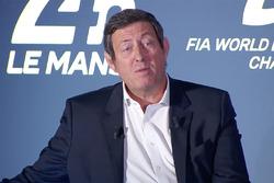 Gérard Neveu, directeur général du FIA WEC