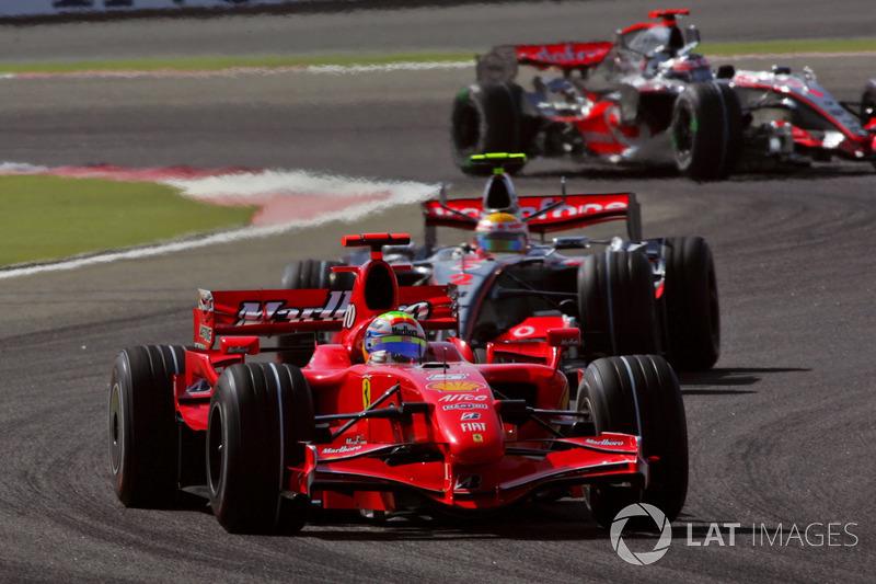 2007: Felipe Massa, Ferrari F2007
