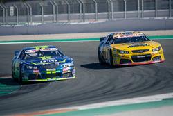 Marc Goossens, Braxx Racing Chevrolet and Stienes Longin, PK Carsport Chevrolet